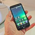 LG Revolution hands-on