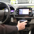 NFC concept car hands-on