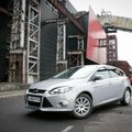 2011 Ford Focus hands-on