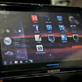 Samsung Sliding PC 7 Series hands-on