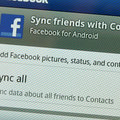 Why Google axed Facebook contact syncing in Android 2.3.3