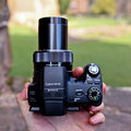 Sony Cyber-shot DSC-HX100V hands-on