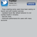 Twitter for iPhone update fixes Quick Bar complaints