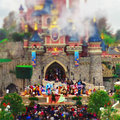 VIDEO: Disneyland Paris - Tilt Shift stylee
