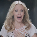 VIDEO: Hilarious Kylie Minogue Kinect Dance Central promo