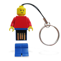 Lego Minifigure USB keyring could well be the coolest / geekiest ever