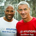 Liverpool legends John Barnes and Ian Rush talk football technology