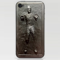 Steve Jobs suspended....in carbonite iPhone case