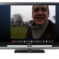 Skype puts you on TV with Sony Bravia