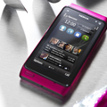 Nokia N8 tickled pink and Symbian updated