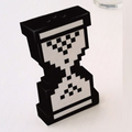 Salty Pixels retro Windows novelty item shakes in