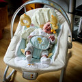 Bright Starts Snuggle Duckling Baby Rocker hands-on
