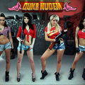 Duke Nukem gets saucy with free topless girl game