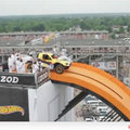 VIDEO: Life size Hot Wheels track results in world record 332ft jump