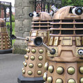 Buy a full-size Dalek and exterminate your bank balance