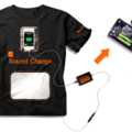 Orange Sound out eco Glastonbury phone charging