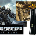 Win an Xbox 360 and Transformers: Dark of the Moon The Game
