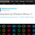 Microsoft employees testing Twitter integration headed to Windows Phone 7