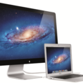 Apple unveils the world's first Thunderbolt Display