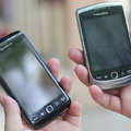BlackBerry Torch 2 and Storm 3 caught in the wild?