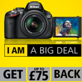 Tech deal: Nikon launches D5100 cashback offer