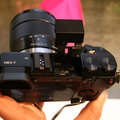 Sony NEX-7 pictures and hands-on