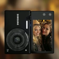 Samsung MultiView MV800 camera flips out