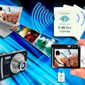 Toshiba takes on Eye-Fi with Wireless SD card