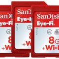 SanDisk eyes up Eye-Fi for SD card range