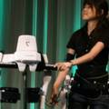 Cyberdyne HAL robot shown off by Intel