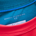 Columbia Omni-Freeze Ice promises a cool run