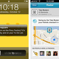Foursquare 4.0 app launches - iOS 5 functionality included