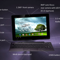 Asus Transformer Prime powers up with Tegra 3 quad-core processor