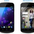 New Galaxy Nexus owners get Google email welcome, link to online help