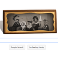Google Doodle honours physicist Louis Daguerre