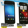 Samsung Galaxy Nexus is the Nexus Prime