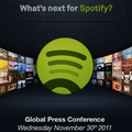 "Spotify responds to iTunes and Google Music with ""what's next"" event"