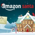 Amazon Santa app arrives on iPad and Kindle Fire