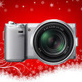 The Pocket-lint Xmas Spectacular - Day 4: Win a Sony NEX-5N