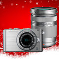 The Pocket-lint Xmas Spectacular - Day 10: Win an Olympus PEN E-PL3