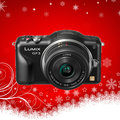 The Pocket-lint Xmas Spectacular - Day 12: Win a Panasonic Lumix GF3