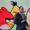 Angry Birds coming to Samsung Smart TVs