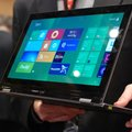 Lenovo IdeaPad Yoga Ultrabook pictures and hands-on