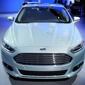 Ford Fusion pictures and hands-on