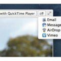 Vimeo not YouTube gets instant share option in Mountain Lion