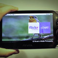 APP OF THE DAY: Flickr review (PS Vita)