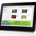 Toshiba beds with WildTangent for Android game store on AT200 tablet