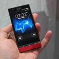 Sony Xperia P pictures and hands-on