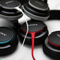 Sony MDR-V55 and ZX600 look cool, sound cool