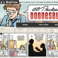 WEBSITE OF THE DAY: Doonesbury